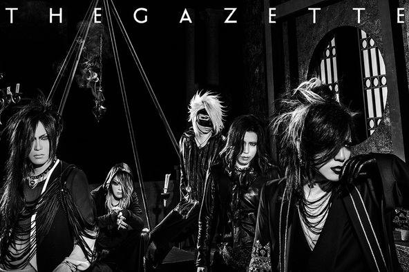 the GazettE (okmusic UP's)