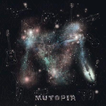 シングル「MUTOPIA」【北海道盤】 (okmusic UP\'s)