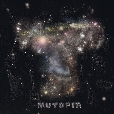 シングル「MUTOPIA」【関東盤】 (okmusic UP's)