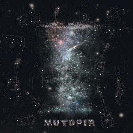 シングル「MUTOPIA」【中国四国盤】 (okmusic UP's)