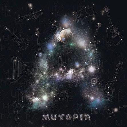 シングル「MUTOPIA」【九州沖縄盤】 (okmusic UP's)