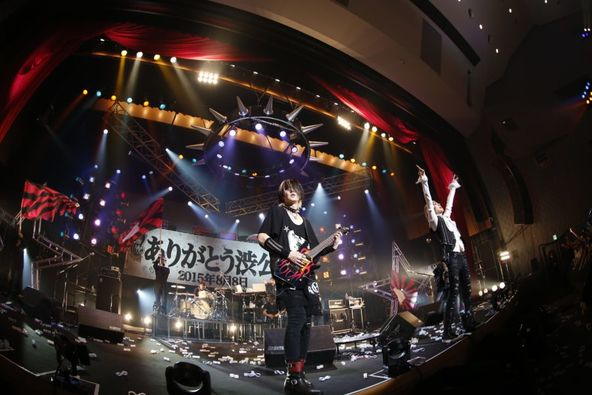 8月8日@渋谷公会堂 (okmusic UP's)