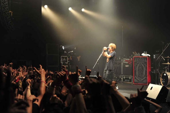 8月12日@赤坂BLITZ (okmusic UP's)