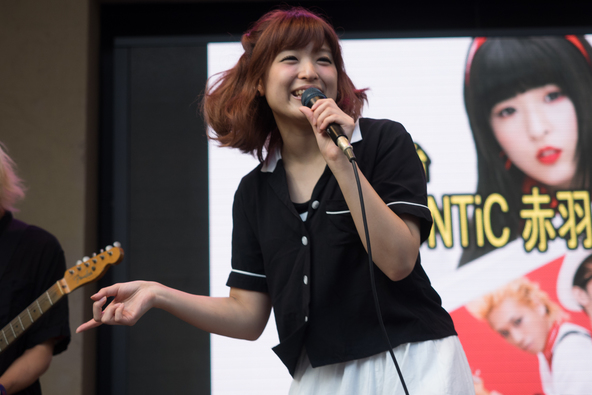 8月12日@東京ドームシティ ラクーアガーデンステージ (okmusic UP\'s)