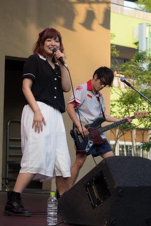 8月12日@東京ドームシティ ラクーアガーデンステージ (okmusic UP's)