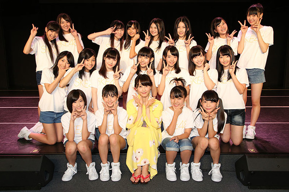 8月15日@「松井玲奈と思いで争奪 名古屋横断ウルトラクイズ」 (okmusic UP's)