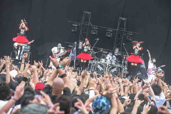 「SUMMER SONIC 2015」 (okmusic UP's)
