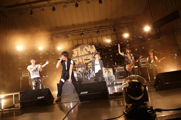8月15日@日比谷野外大音楽堂 (okmusic UP's)