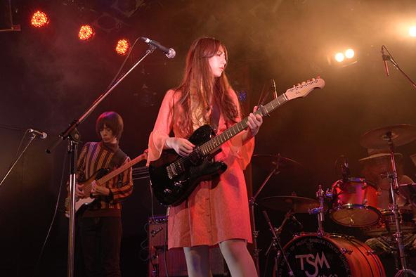 Vantan×TSM渋谷×GLIM SPANKY (okmusic UP's)