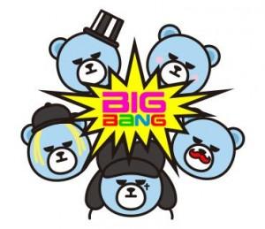 BIGBANG人気キャラKRUNKを紹介
