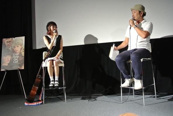 8月21日(金)@映画『ゴッド・ヘルプ・ザ・ガール』トークイベント (okmusic UP's)