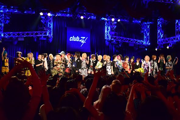 """8月16日@「stylish wave MAX \'15\'\'一撃乱舞""""」 (okmusic UP\'s)"""