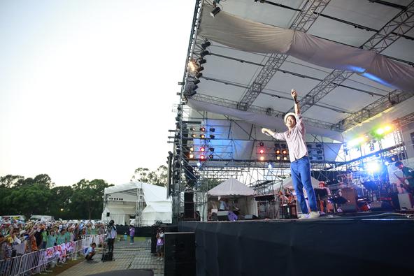 8月22日(土)@情熱大陸 SPECIAL LIVE SUMMER TIME BONANZA'15【ナオト・インティライミ】 (okmusic UP's)