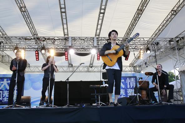 8月22日(土)@情熱大陸 SPECIAL LIVE SUMMER TIME BONANZA'15【沖仁】 (okmusic UP's)