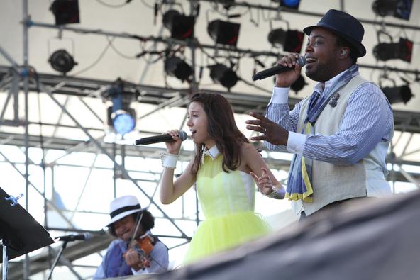 8月22日(土)@情熱大陸 SPECIAL LIVE SUMMER TIME BONANZA'15【クリス・ハート】 (okmusic UP's)