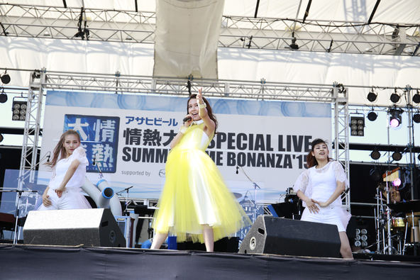 8月22日(土)@情熱大陸 SPECIAL LIVE SUMMER TIME BONANZA'15【May J.】 (okmusic UP's)