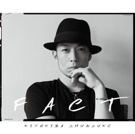 アルバム『FACT』【通常盤】 (okmusic UP's)
