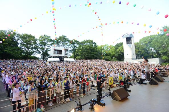 8月23日(日)@大阪城野外音楽堂 (okmusic UP's)