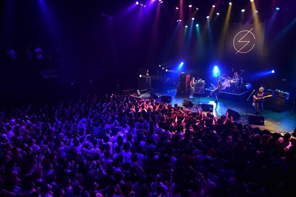 8月21日@赤坂BLITZ (okmusic UP's)