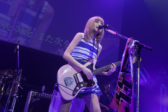 8月25日@東京・新木場Studio Coast(Silent Siren) (okmusic UP's)