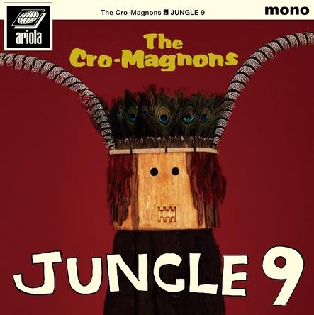 アルバム『JUNGLE 9』 (okmusic UP's)