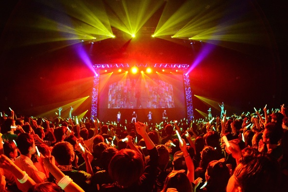 8月25日@Zepp TOKYO (okmusic UP's)