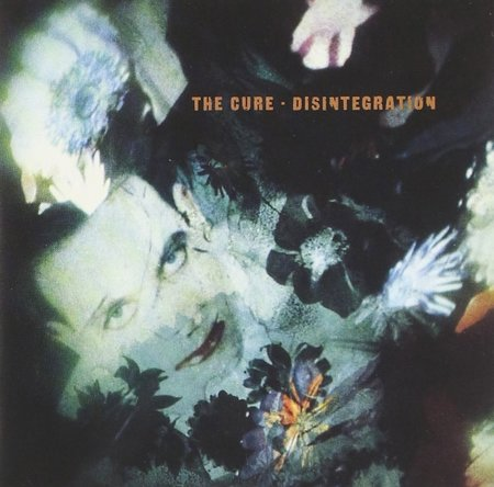 The Cure『Disintegration』のジャケット写真 (okmusic UP\'s)
