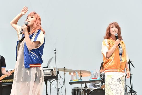 8月29日@神奈川/ラゾーナ川崎プラザ (okmusic UP's)