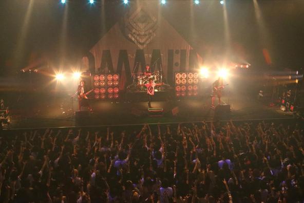 8月29日(土)@なんばHATCH(ギルガメッシュ) (okmusic UP's)
