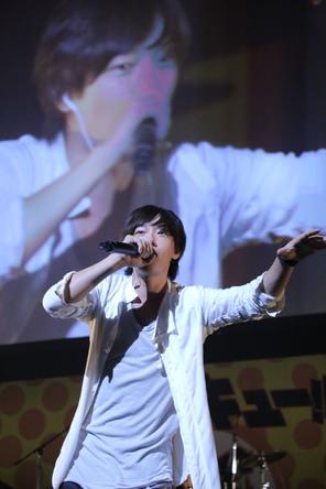 8月30日(日)@「ハイキュー!!祭り!」 (okmusic UP\'s)