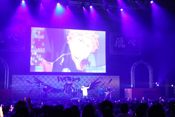 8月30日(日)@「ハイキュー!!祭り!」 (okmusic UP's)