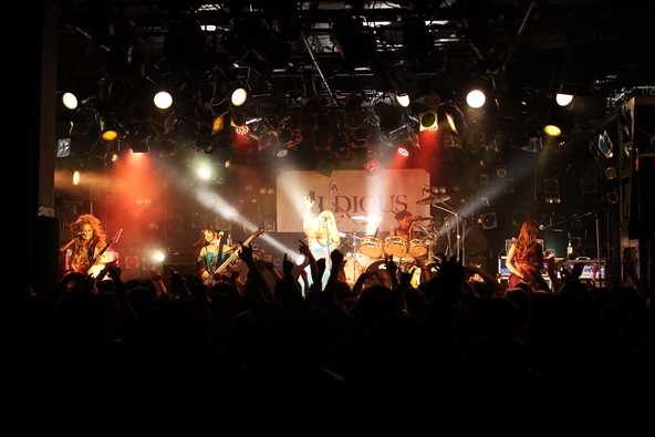 「Aldious QUATTRO TOUR 2015」 (okmusic UP's)