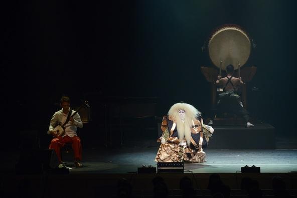 8月29日@渋谷公会堂 (okmusic UP's)