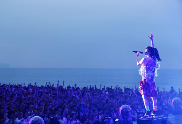 8月30日@神奈川・サザンビーチちがさき (okmusic UP\'s)