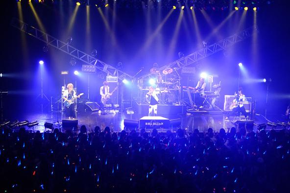 8月29日@「治外法権」(Blu-BiLLioN) (okmusic UP's)