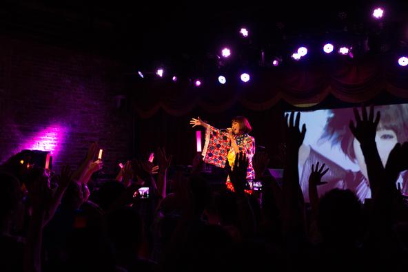 8月30日@「Waku Waku +NYC」 (okmusic UP's)
