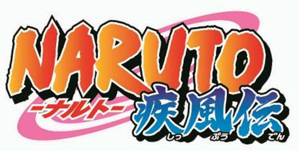 TVアニメ「NARUTO -ナルト- 疾風伝」ロゴ (okmusic UP's)