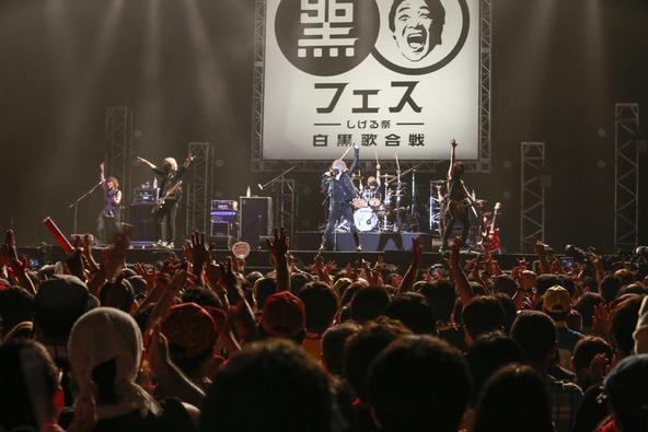 「黒フェス~白黒歌合戦~」 (okmusic UP's)
