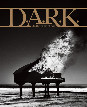 アルバム『D.A.R.K. -In the name of evil-』【初回限定盤】(CD+DVD) (okmusic UP's)