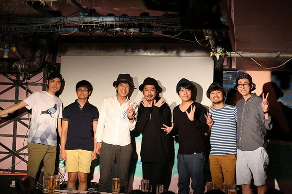 9月8日@阿佐ヶ谷ロフトA (okmusic UP's)