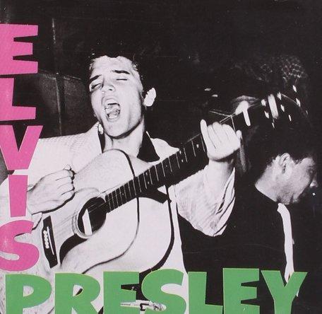 Elvis Presley『Elvis Presley』のジャケット写真 (okmusic UP\'s)