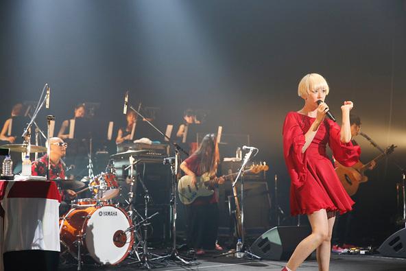 9月9日@渋谷公会堂 (okmusic UP's)