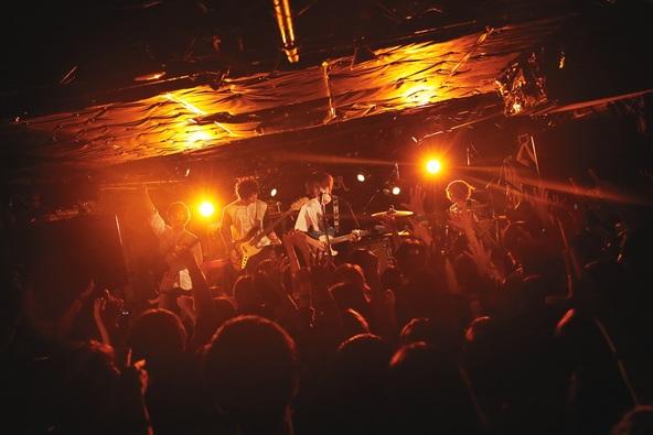 9月9日@下北沢SHELTER (okmusic UP's)