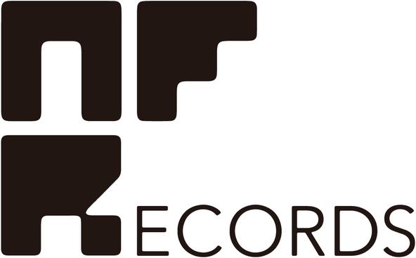 「NF Records」ロゴ (okmusic UP's)