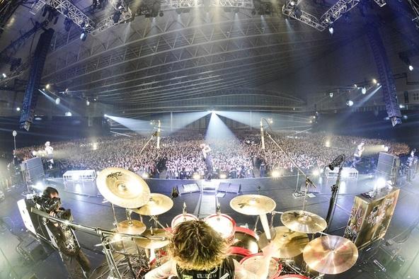9月13日@幕張メッセ photo by RUI HASHIMOTO(Sound Shooter) (okmusic UP's)