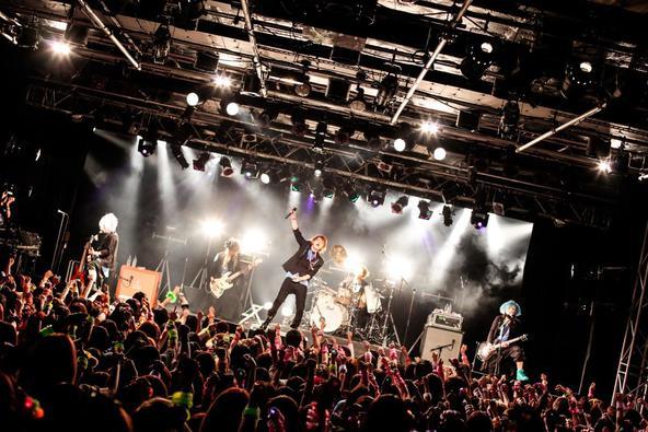 9月12日@新宿BLAZE(okmusic UP's)