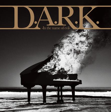 アルバム『D.A.R.K. -In the name of evil-』【通常盤】(CD) (okmusic UP's)