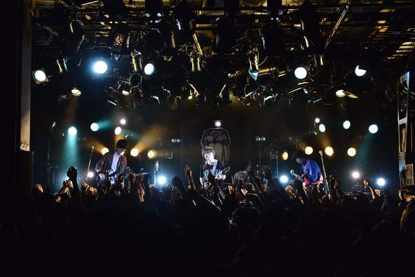 9月21日(月祝)渋谷CLUB QUATTRO (okmusic UP's)