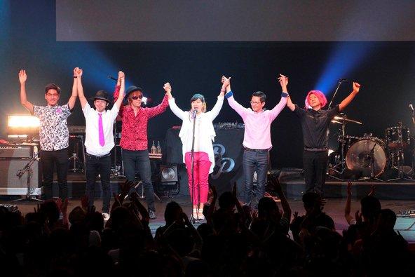 9月21日@渋谷公会堂 (okmusic UP's)