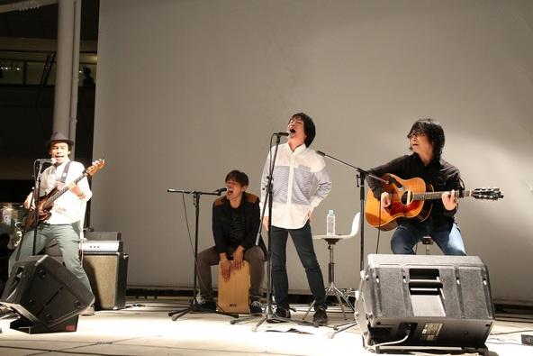 9月18日(金)@ラゾーナ川崎 (okmusic UP\'s)